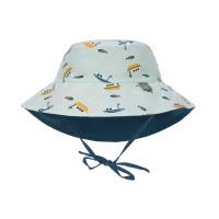 Sonnenhut Kinder - UV Schutz Bucket Hat, Boat Mint