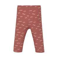 Badehose Kinder - UV Schutz Shorts, Waves Rosewood