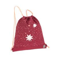 Turnbeutel - Mini String Bag, Magic Bliss red