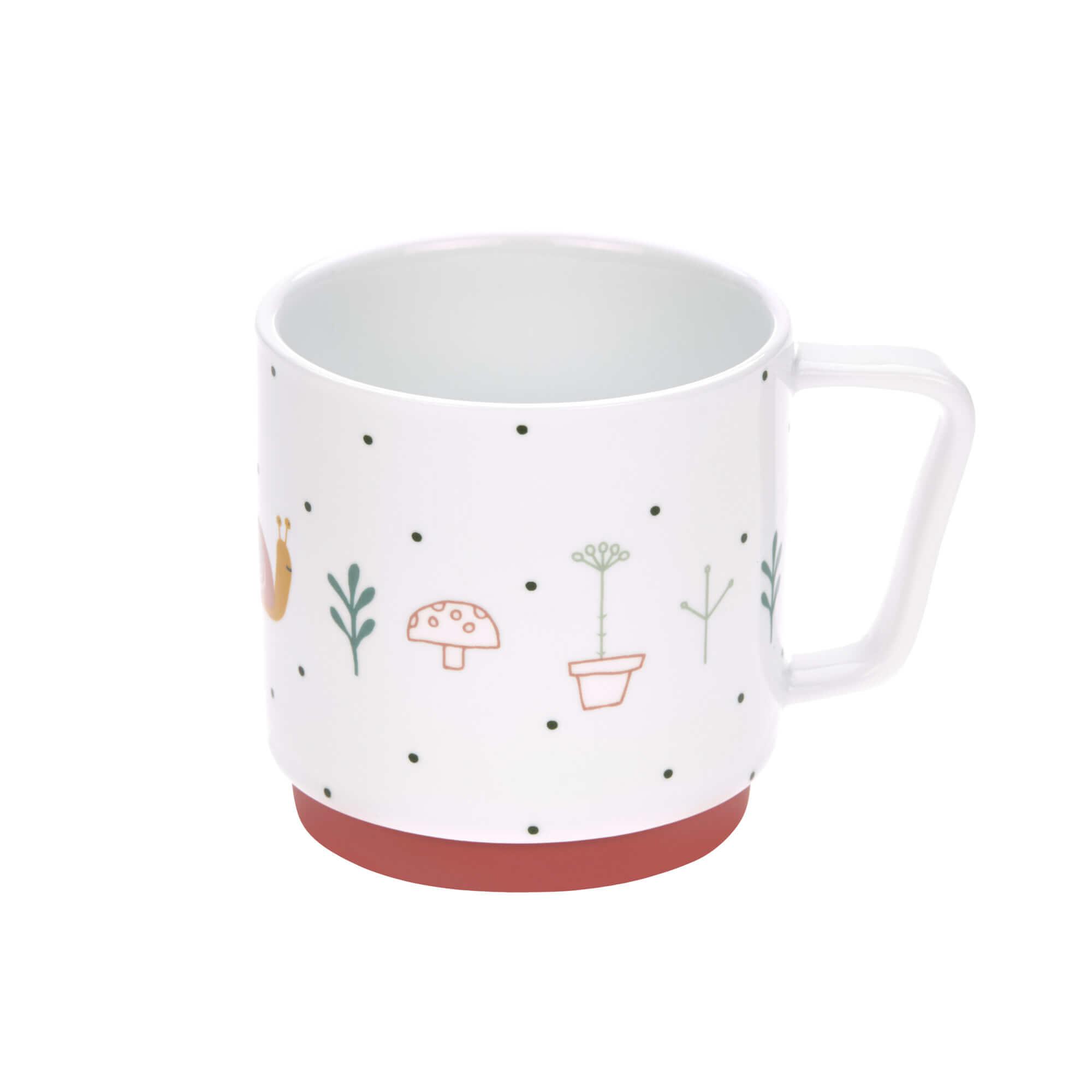 L/ÄSSIG Tasse en Porcelaine Little Chums Souris 1210040725