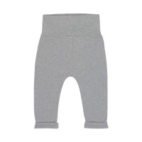 Babyhose - Pants, Heather Grey Mélange