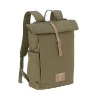 Wickelrucksack - Rolltop Backpack, Olive