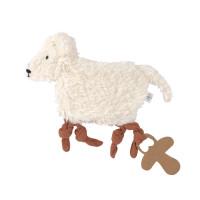 Schnuffeltuch GOTS - Baby Comforter, Tiny Farmer Schaf