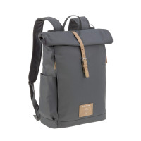 Wickelrucksack - Rolltop Backpack, Anthracite