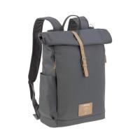 Wickelrucksack - Rolltop Backpack, Anthracite