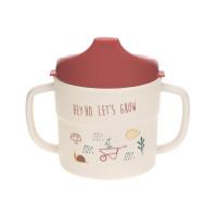 Trinklernbecher - Sippy Cup, Garden Explorer Schnecke