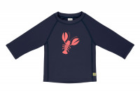Kinder UV-Shirt - Long Sleeve Rashguard, Lobster