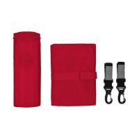 Wickeltaschen Zubehör, Red