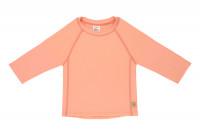 Kinder UV-Shirt - Long Sleeve Rashguard, Peach