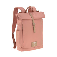 Wickelrucksack - Rolltop Backpack, Cinnamon