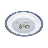 Kinderteller - Plate, Adventure Traktor