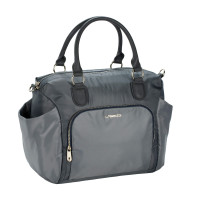 Wickeltasche Gold Label Avenue Bag, Grey