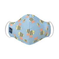 Mund-Nasen-Bedeckung Kinder, Bumble bee