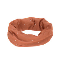 Multifunktionstuch Flexi-Loop Kinder, Dots Rosewood