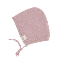 Baby Mütze - Knitted Cap GOTS, Garden Explorer Light Pink