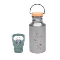 Trinkflasche Kinder - Edelstahl, Yummy