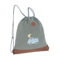 Turnbeutel - Mini String Bag, Adventure Bus
