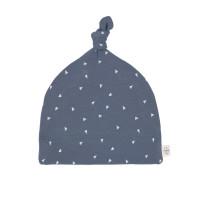 Babymütze - Beanie, Triangle Blue