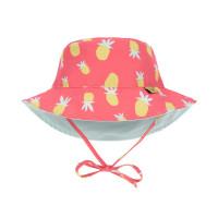 Sonnenhut für Kinder - Sun Protection Bucket Hat, Pineapple