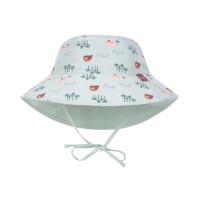 Sonnenhut Kinder - UV Schutz Bucket Hat, Caravan Mint