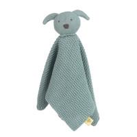 Schnuffeltuch - Baby Comforter GOTS, Little Chums Dog
