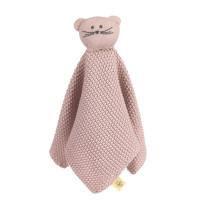 Schnuffeltuch - Baby Comforter GOTS, Little Chums Mouse