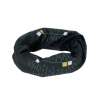 Multifunktionstuch Flexi-Loop Kinder, Beard Anthracite